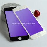 3D 9h Deckungs-Anti-Blauer Strahl-ausgeglichenes Glas-Bildschirm-Schoner-Screen-schützender Film für iPhone7/7 plus