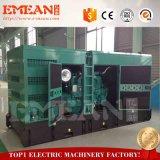 30kVA Weifang 중국 가장 싼 가격 휴대용 침묵하는 디젤 엔진 발전기