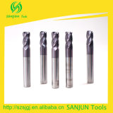 8mm 탄화물 맷돌로 가는 절단기 고품질 끝 선반 평지 또는 공 또는 둥근 코 선반