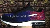 Низкая фабрика MOQ предложенная горячие продавая новые ботинки спорта типа конструкции