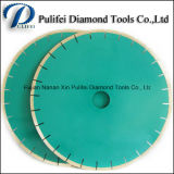 Soldadura de Alta Frecuencia Silent Diamond Blade para Granito Diamond Cutting Blade