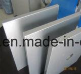 Revestimiento de aluminio de la pared del panel del panal para el exterior