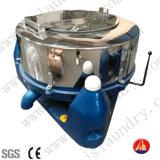 o extrator industrial fácil do equipamento de lavanderia da operação 50kg com ISO9001 aprovou (TL-600)