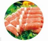 Hachoir d'acier inoxydable et machine électriques de trancheuse de viande