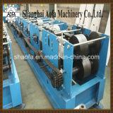 機械を形作るチェーン輸送システムZの母屋ロール