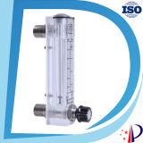 パネルによって取付けられるアクリルの流れメートルの機械携帯用ガスのロタメーター