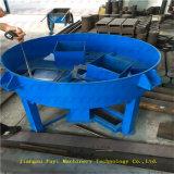 Compressor seco do rolo do fertilizante da capacidade elevada DH450 NPK