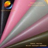 Qualitätfaux-Leder für Schuh mit geprägter Oberfläche Fpe17m6g