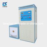 macchina di indurimento di induzione di trattamento termico della superficie del piatto d'acciaio 120kw