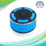 De MiniSpreker van de zuignap en van LEIDENE Bluetooth van Lichten
