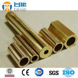Tubo de cobre de alta resistencia de aleación Cw107c Cufe2p