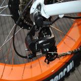 26inch 4.0 MTBの脂肪質のタイヤの電気バイク