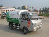 Type camion d'aspiration d'eaux d'égout de Dongfeng 8tons de nettoyage d'égout