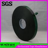Bande noire sensible à la pression de mousse de face de PE de Somitape Sh333b05 double