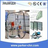 絶縁のガラス生産ラインのための2つのコンポーネントのコータ