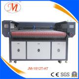 Среднего размера Автоматическ-Подавая серия гравировального станка лазера (JM-1812T-AT)