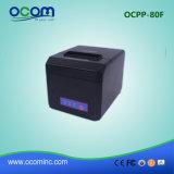 80mm Bluetoothの人間の特徴をもつ上昇温暖気流POSレシートプリンター