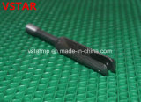 Pezzo di ricambio lavorante della barra del filetto di CNC di basso costo