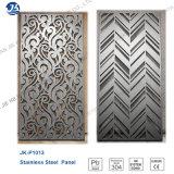 Edelstahl-Metall durchlöchertes Laser geschnittenes dekoratives Panel