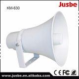 Km-640 impermeabilizan el altavoz al aire libre del claxon del sistema 50W del PA