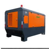Compresor de aire diesel montado patín del tornillo de 7-35bars