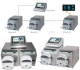 Shenchen 0.07-2280ml/Min 단계 모터 연동 양수
