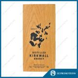 Kundenspezifischer hölzerne Alkohol-Flaschen-verpackenkasten (HJ-PWSY02)