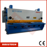 Вырезывание гильотины CNC листа/плиты металла гидровлическое/режа цена машины