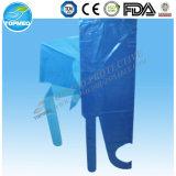 Chirurgisches PET Wegwerfschutzblech, Plastikschutzbleche