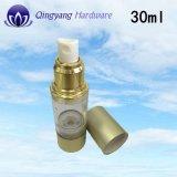 Botella de aluminio para la bomba sin aire Loción Corporal 15ml30ml50ml100ml