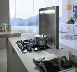 Armadio da cucina poco costoso personalizzato portello del MDF della lacca