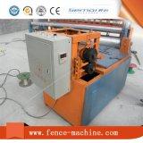 Halb automatische quetschverbundene Ineinander greifen-Maschine
