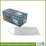 Maschera di protezione non tessuta a gettare medica