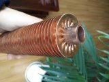 Wärmetauscher Spirial kupferner Dampfkessel-geripptes Gefäß