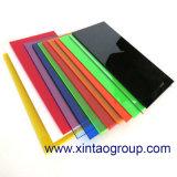 Feuille acrylique claire avec du matériau de Vierge et la feuille acrylique de plaque ou de plastique