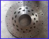 Grande flangia d'acciaio forgiata qualificata