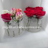 고품질 판매를 위한 아크릴 둥근 꽃 상자