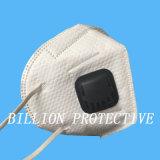 Masque de poussière remplaçable plié plat de masque protecteur Withce
