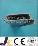 6061 profilo di alluminio anodizzato argento (JC-P-84023)