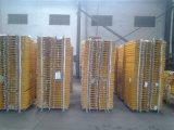 Grilles d'oscillation d'enduit de poudre exportées vers le marché de l'Australie