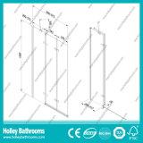 Высоким прикрепленное на петлях типом приложение ливня с Tempered прокатанным стеклом (SE937C)