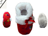 3개의 색깔 아기 작풍 실내 단화 (RY-SL1647)