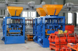 機械価格にコンクリートブロックの形成機械Qt4-24をする手動空のブロック