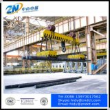 Imán de elevación del equipo redondo del tubo de acero para la grúa MW25
