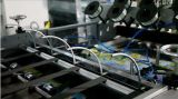 Machines piquantes de fil et se pliantes latérales pour des manuels