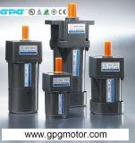 Gpg 90mm 60W, 90W, motor elétrico pequeno da engrenagem da C.C. 120W (reforçar o tipo), motor de redução da C.C.