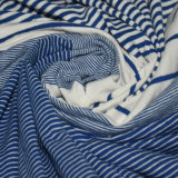 Cotton/Linen Stripe for Jersey Clothing