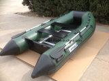 Boot van de Snelheid van de Redding van het rubberbootje de Opblaasbare