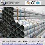 ASTM A36 galvanizado en caliente de tubos de acero redondo
