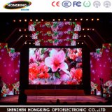 Trois ans d'Afficheur LED de location d'intérieur polychrome de vente chaud de la garantie P3.91 HD